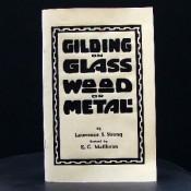 Gilding on Glass Wood Metal