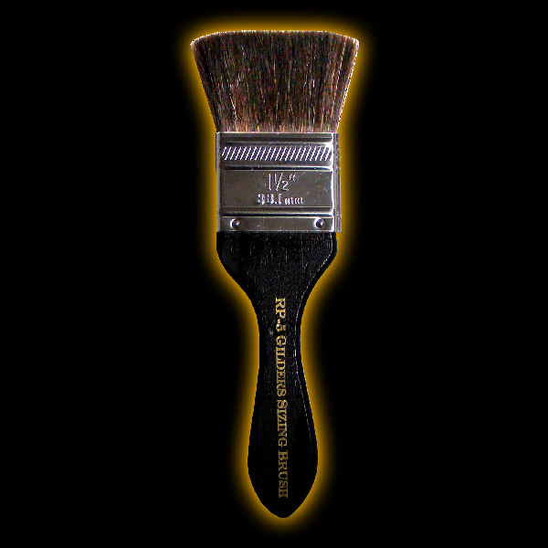 Water Size Brush for Gold Leaf Gilders