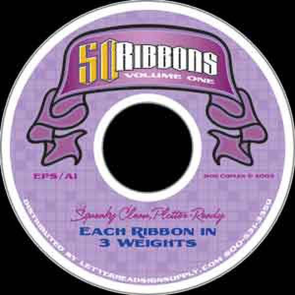 Ribbons Clip-Art CD