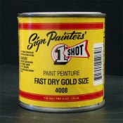 gold size-gold sizes gilding list